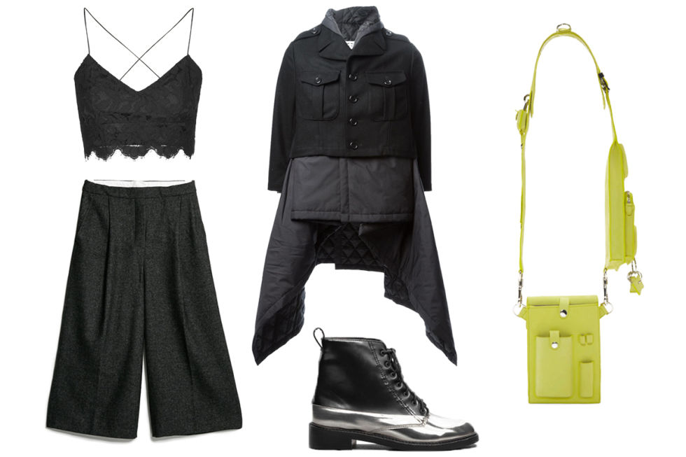 Culottes? Yes, Culottes.