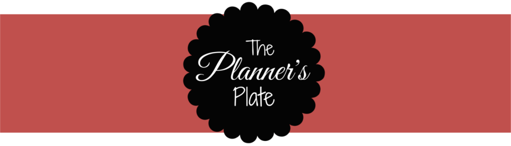 The Planner's Plate