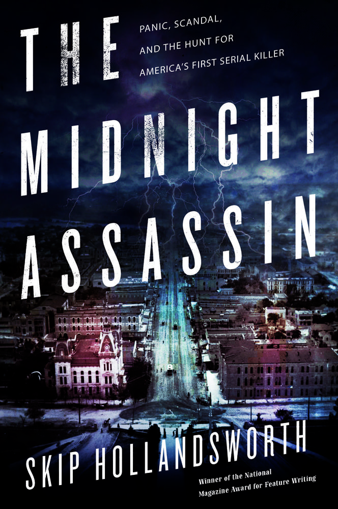 The Midnight Assassin – #tppbookreview