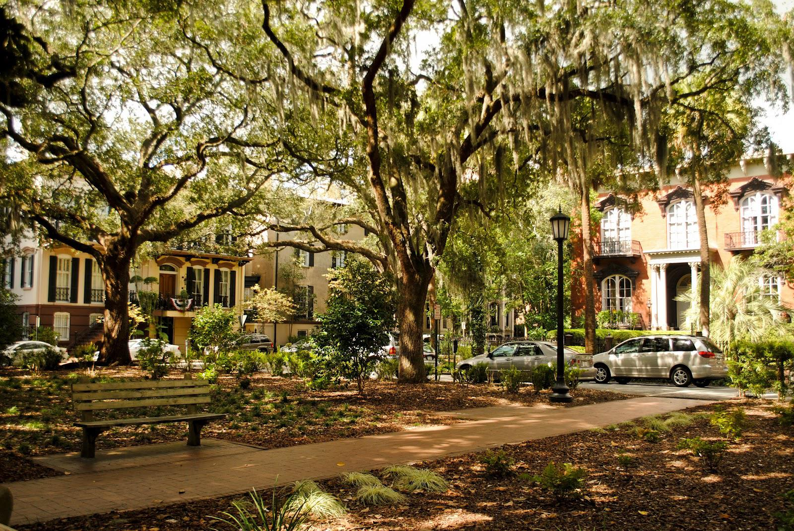 50 After 50: Savannah, Georgia