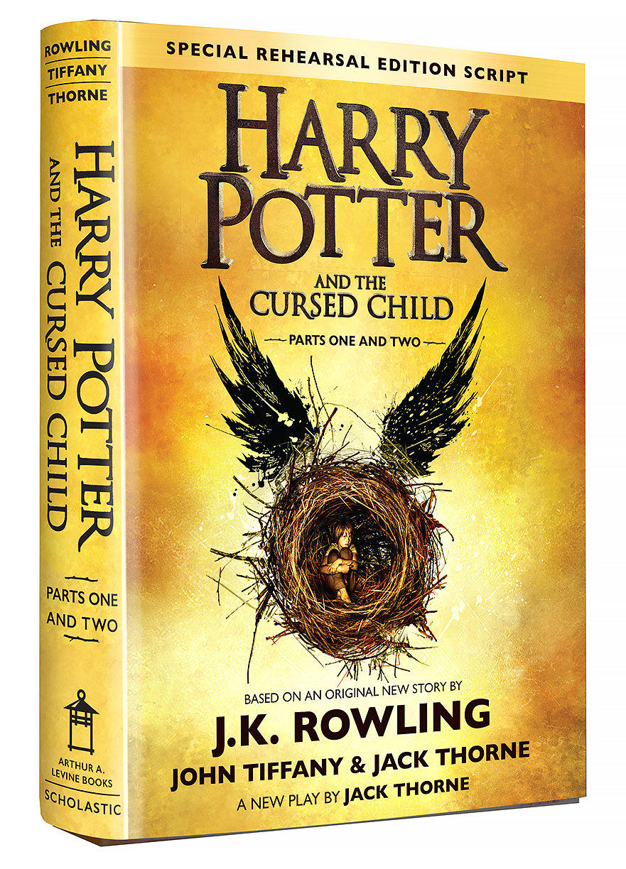 Harry Potter and The Cursed Child – #tppbookreview