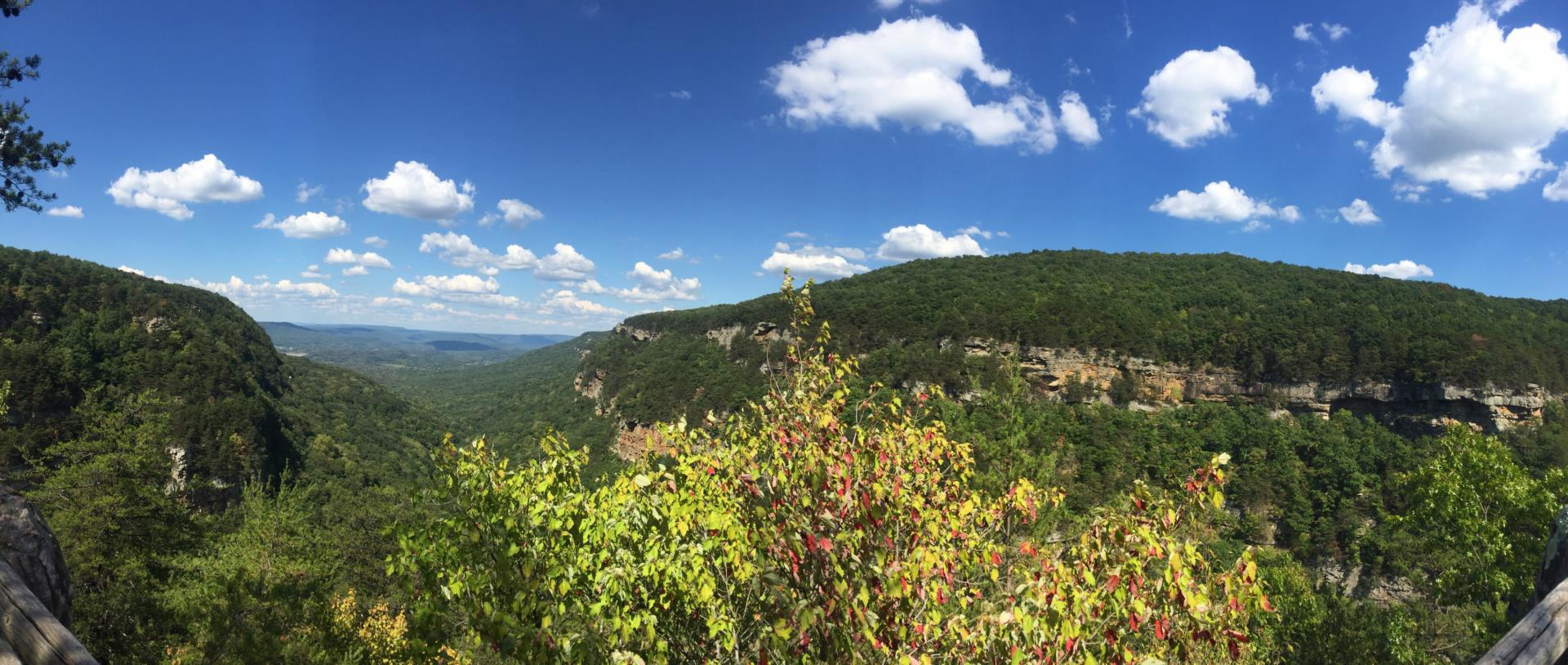 50 After 50: Cloudland Canyon State Park